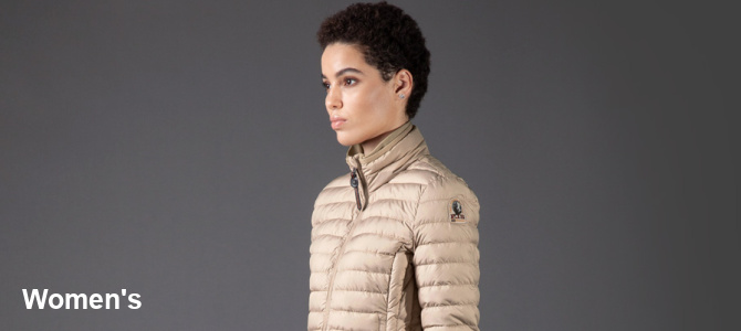 Parajumpers Womenswear