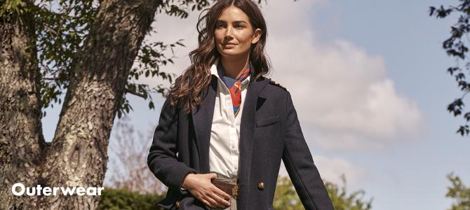 Lauren Ralph Lauren Outerwear