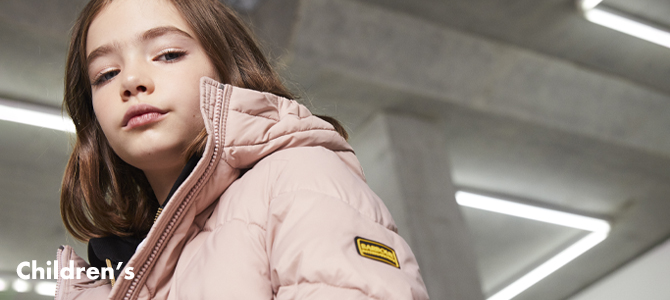 Barbour International Kidswear