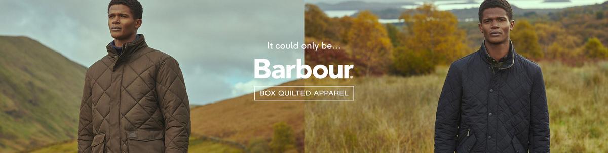 Barbour Box Quilt