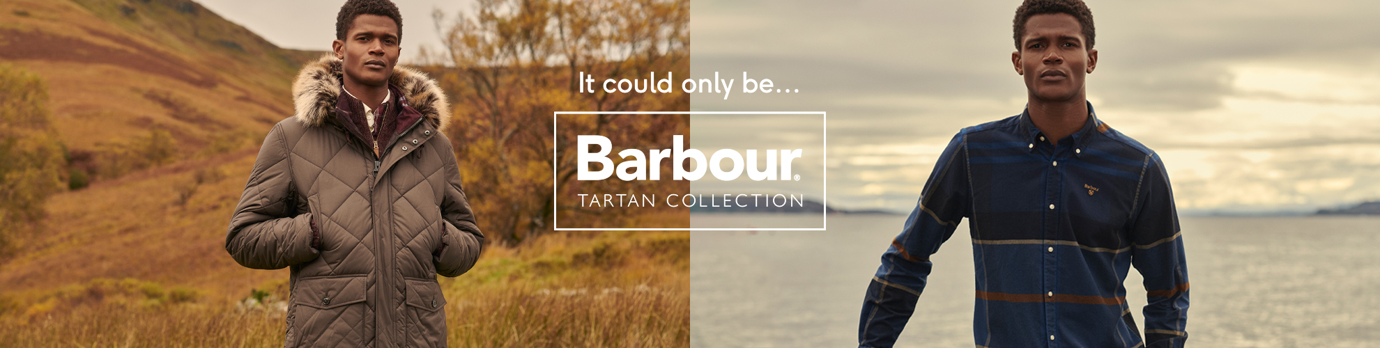 Barbour Tartan