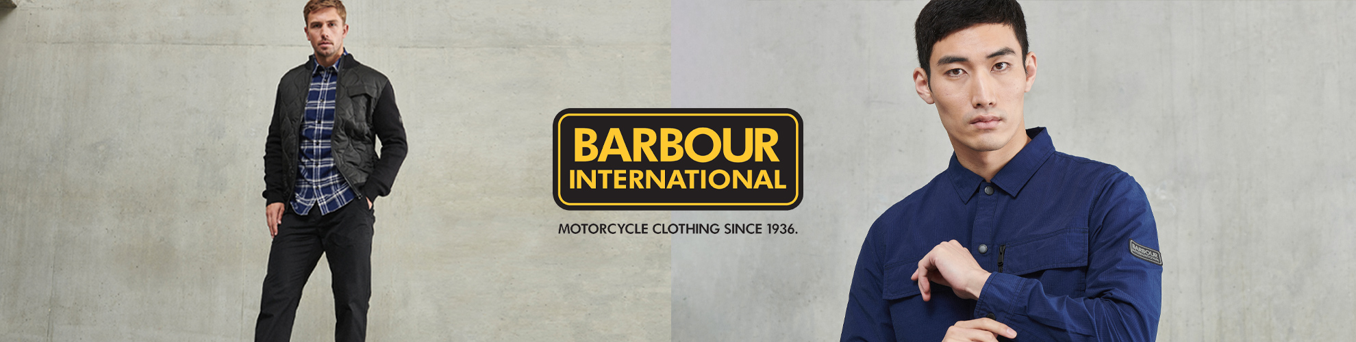 Barbour International Tourer