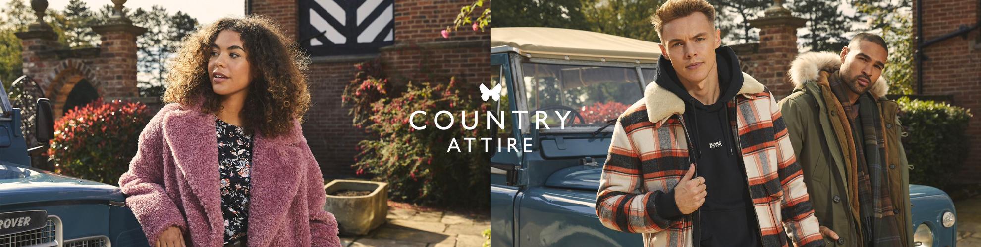 Country Attire Automne Hiver